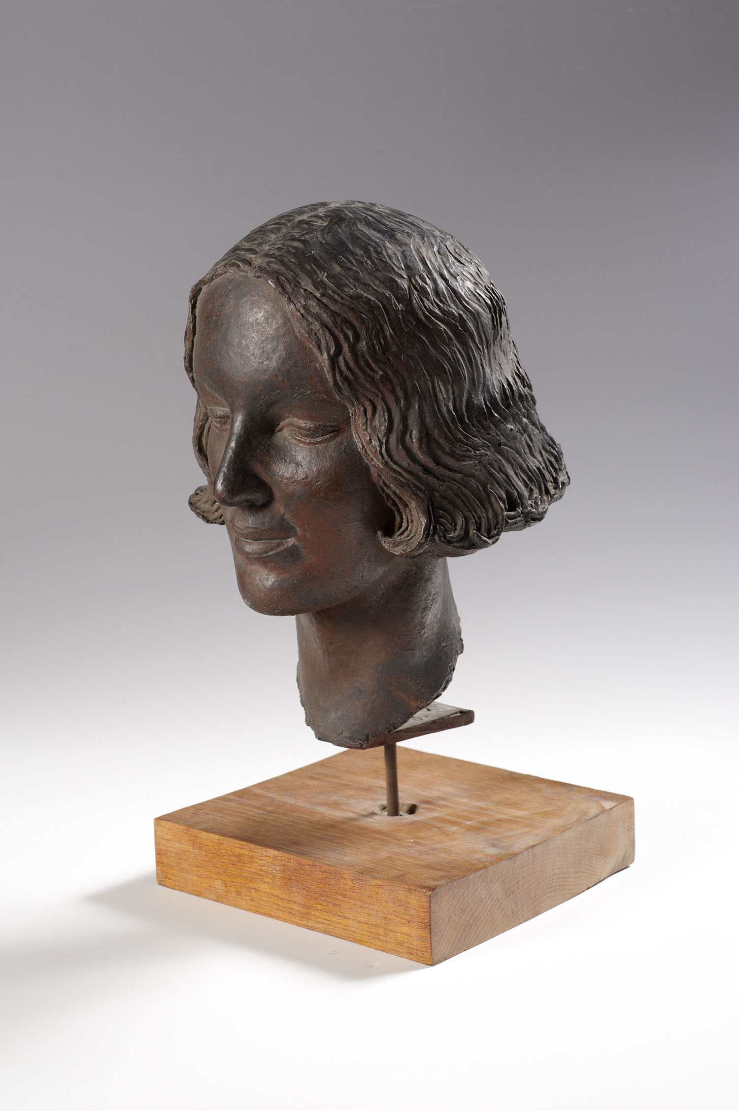 Head of a Girl, 1924