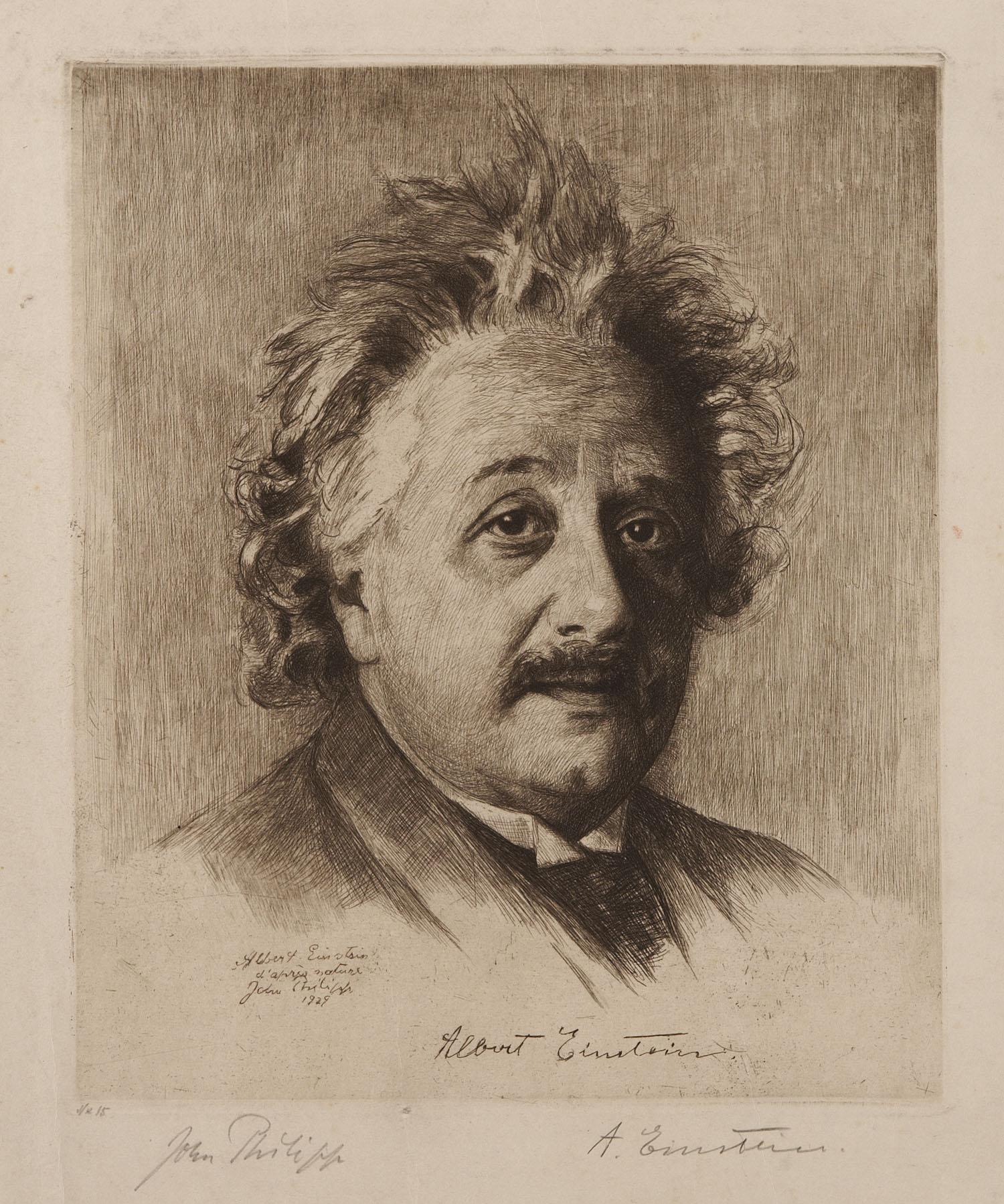 Albert Einstein,. 1929