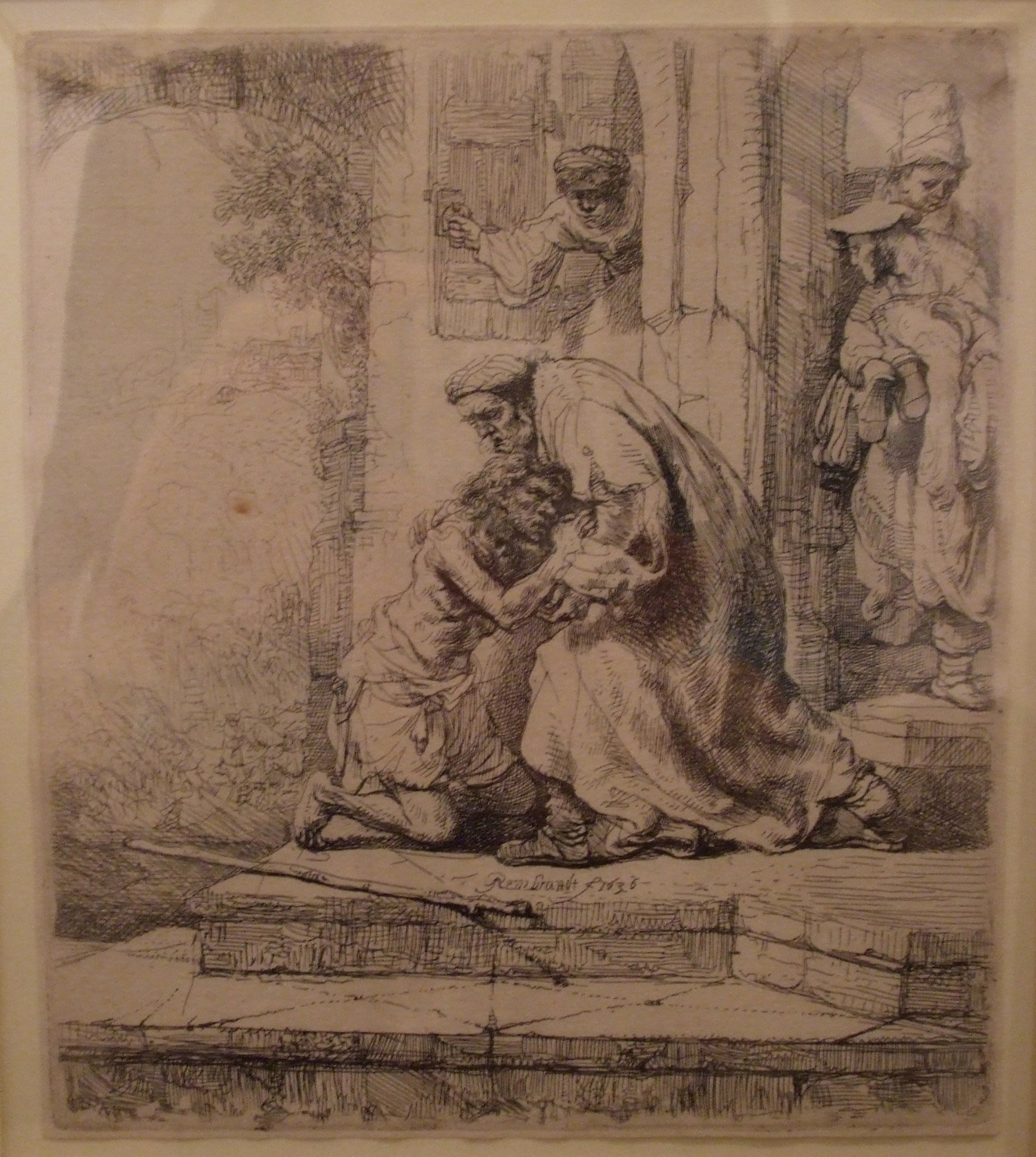 The Return of the Prodigal Son, 1636