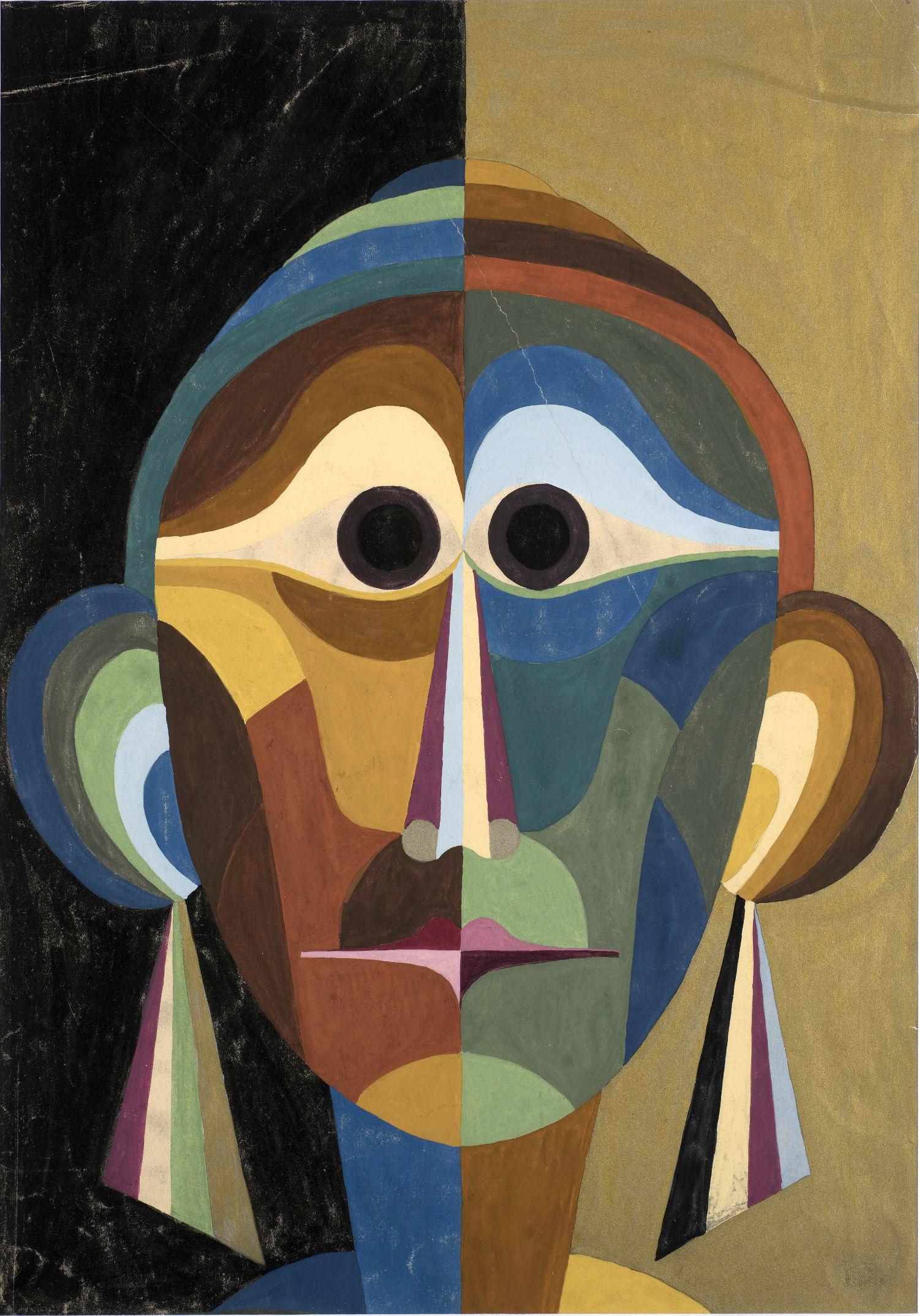 Head, c. 1920s